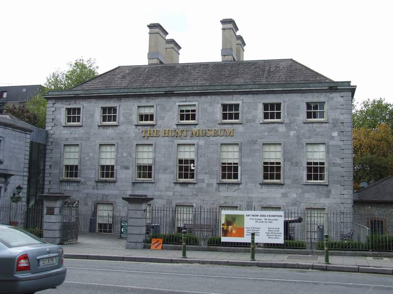 The Hunt Museum - Greenhills Hotel Limerick
