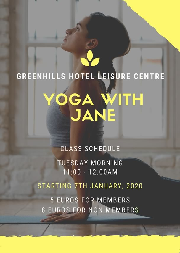 Greenhills Gym and Leisure Centre in Limerick City - Greenhills Hotel Limerick