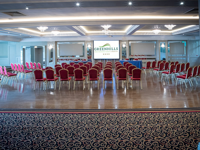 Tiffani Suite - Greenhills Hotel Limerick