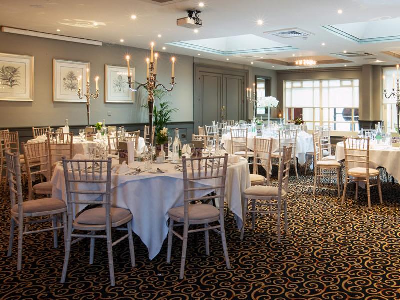 Greene Room - Greenhills Hotel Limerick