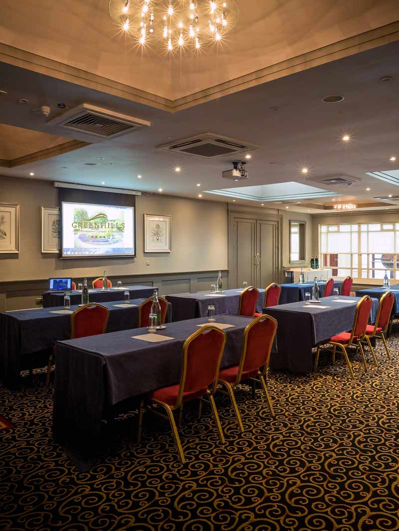 Meeting Rooms Overview - Greenhills Hotel Limerick