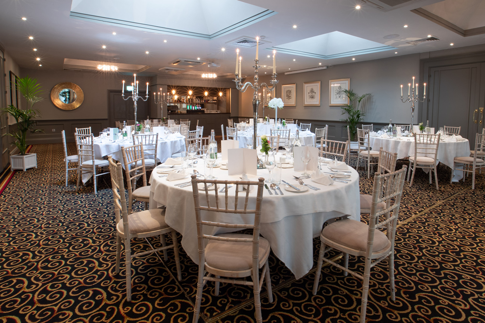 Banqueting & Events - Greenhills Hotel Limerick