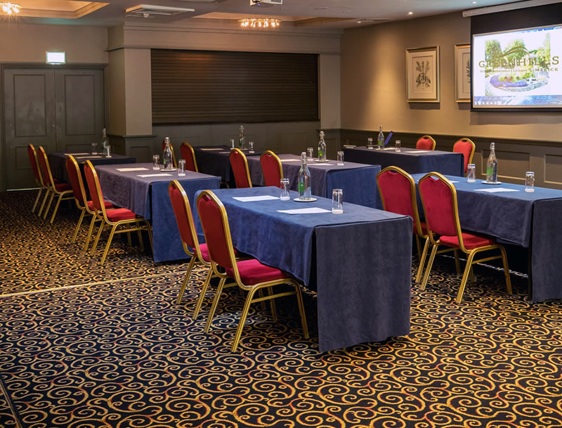 Floor Plans & Configurations - Greenhills Hotel Limerick